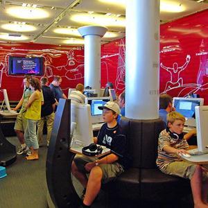 Интернет-кафе Кондоля