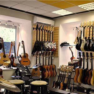 Музыкальные магазины Кондоля